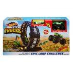 Hot Wheels: Monster Trucks szörnyhurok pályaszett