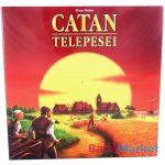 Catan telepesei -  Társasjáték