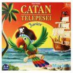 Catan telepesei Junior  - Társasjáték