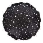 babakocsi napernyő - FILLIKID - csillagos fekete 671185-06