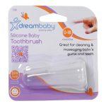 Dreambaby Ujjra húzható szilikon fogkefe 309
