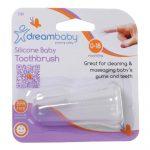 Dreambaby Ujjra húzható szilikon - baba fogkefe