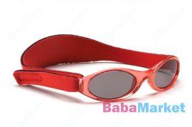 Baby Banz baba napszemüveg piros