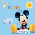 Marko pancsolókönyv fürdőjáték babáknak Mickey bébik